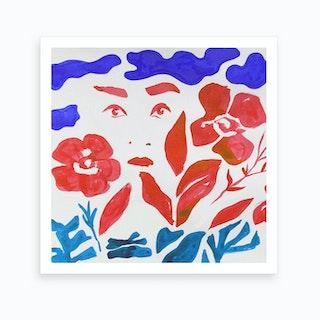 Seascape 2 Art Print