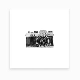 Old Camera2 Art Print