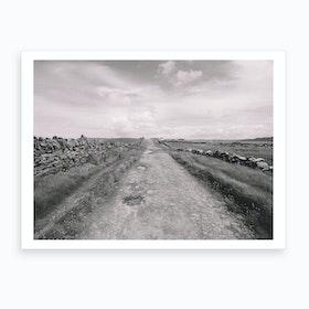 Doolin Pathways Art Print