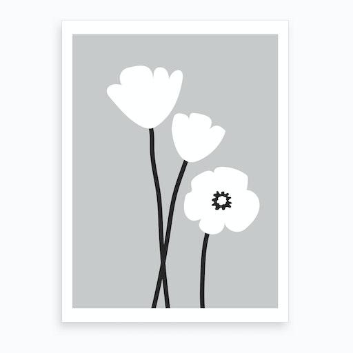 Poppy I Art Print