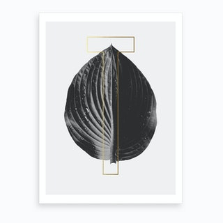 Abc Plant T Art Print