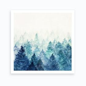 Fade Away Art Print