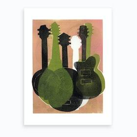 Cadence Art Print