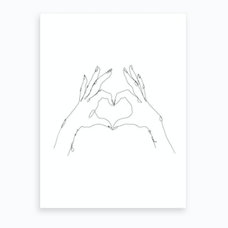 You Are So Cool Art Print