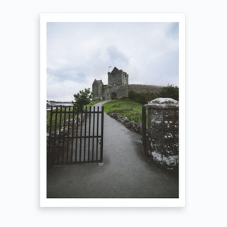 Dunguaire Castle Ii Art Print