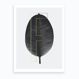 Abc Plant F Art Print