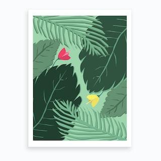 Jungle Art Print