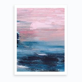 Blush 2 Art Print