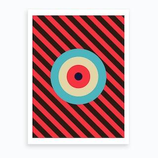 As Seen Art Print