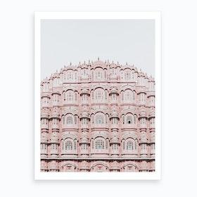 Hawa Mahal Art Print