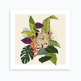 The Jaguar I Art Print