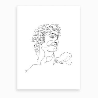 David Iii Art Print