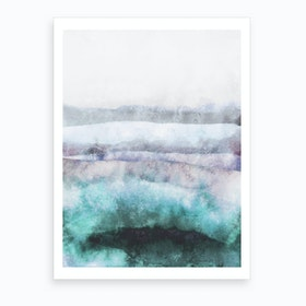 Watercolors 26 Art Print