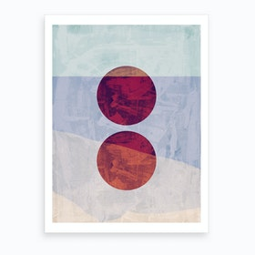 Sun Moves Art Print