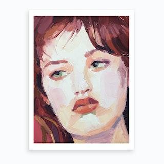 Linger Art Print