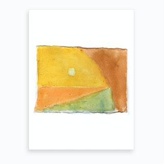 Windows 8 Art Print