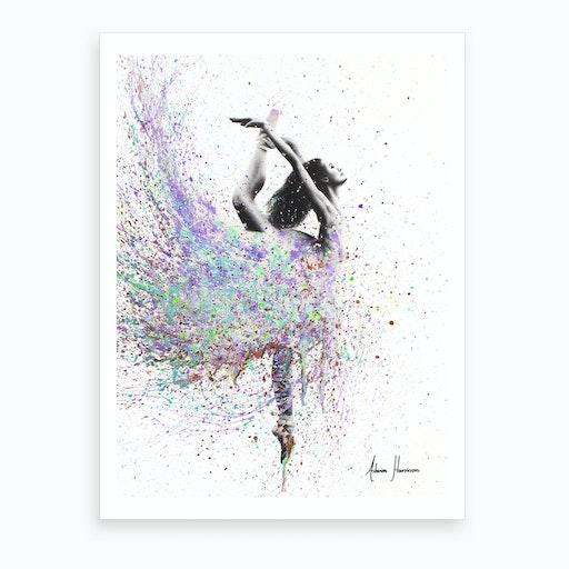 Opal Dance  Art Print