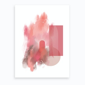 Color Painting Art Print
