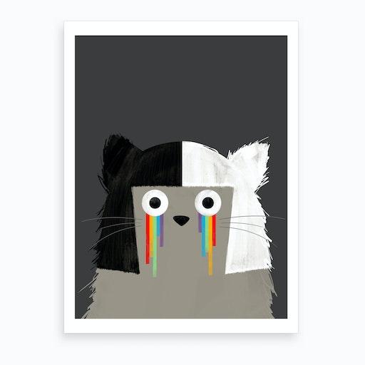 Cat Sia Art Print
