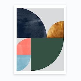 Greta 1 Art Print