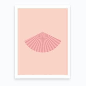 Geodeco LA VII Art Print