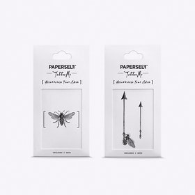 Bee Temporary Tattoos