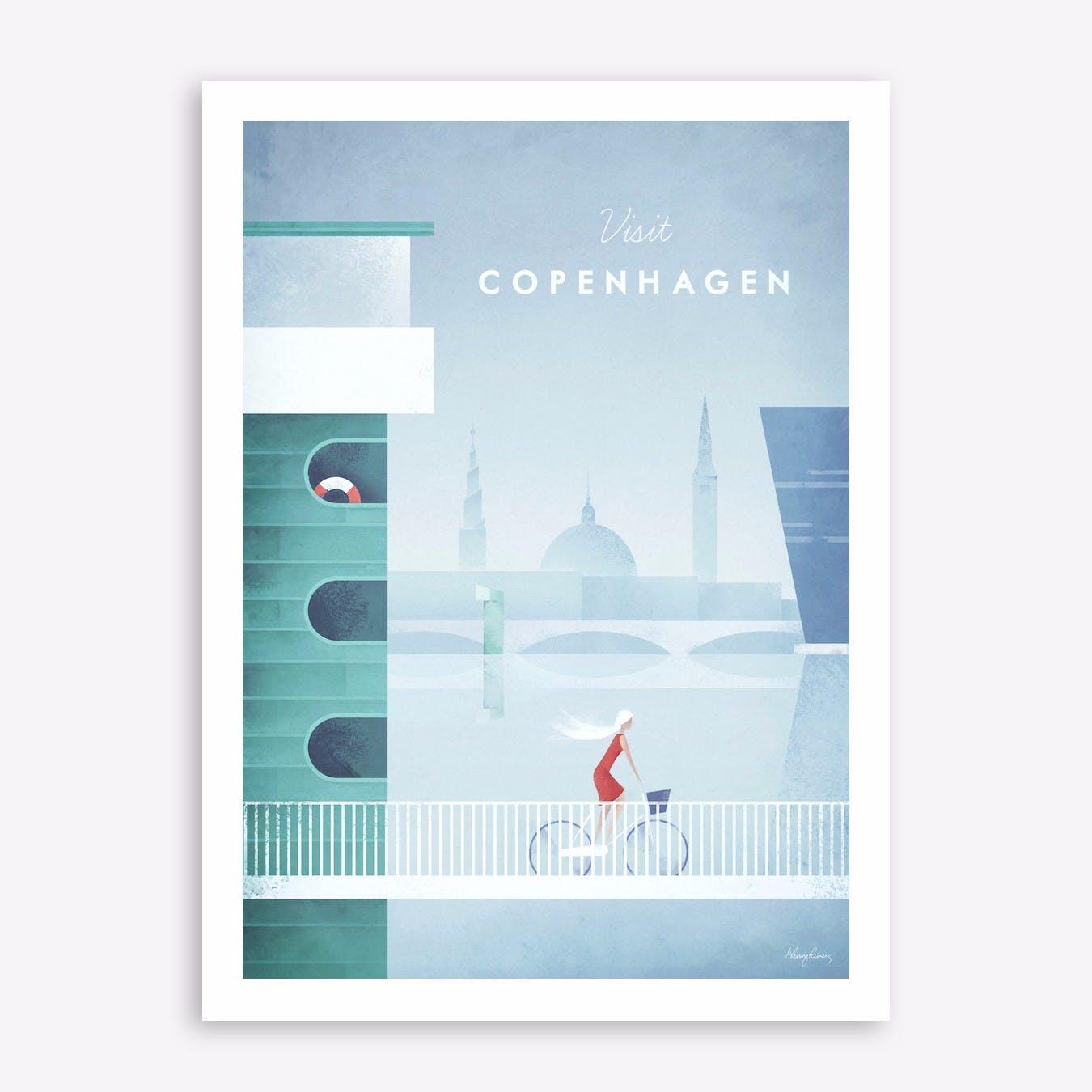 Copenhagen I Print