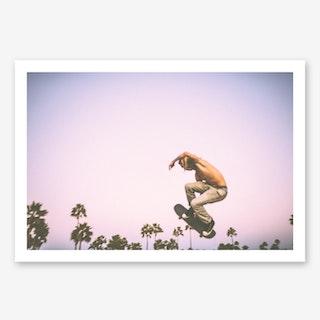 Skatedreams Art Print