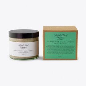 Body Scrub 250ml Peppermint + Eucalyptus