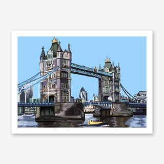 Tower Bridge Art Print