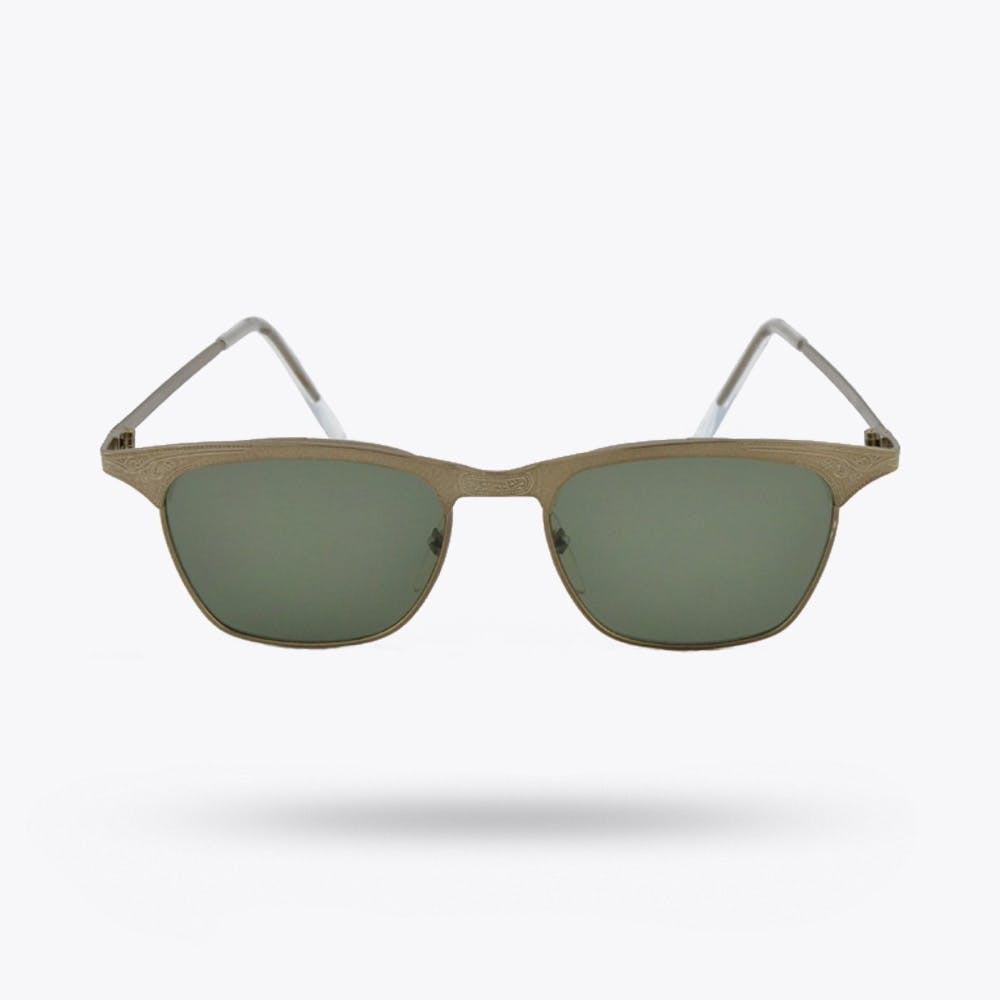 Langley Pewter Sunglasses