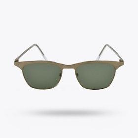 Langley Pewter Sunglasses