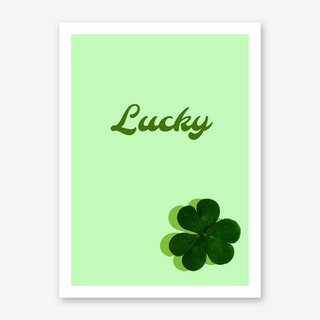Lucky Lady II Art Print