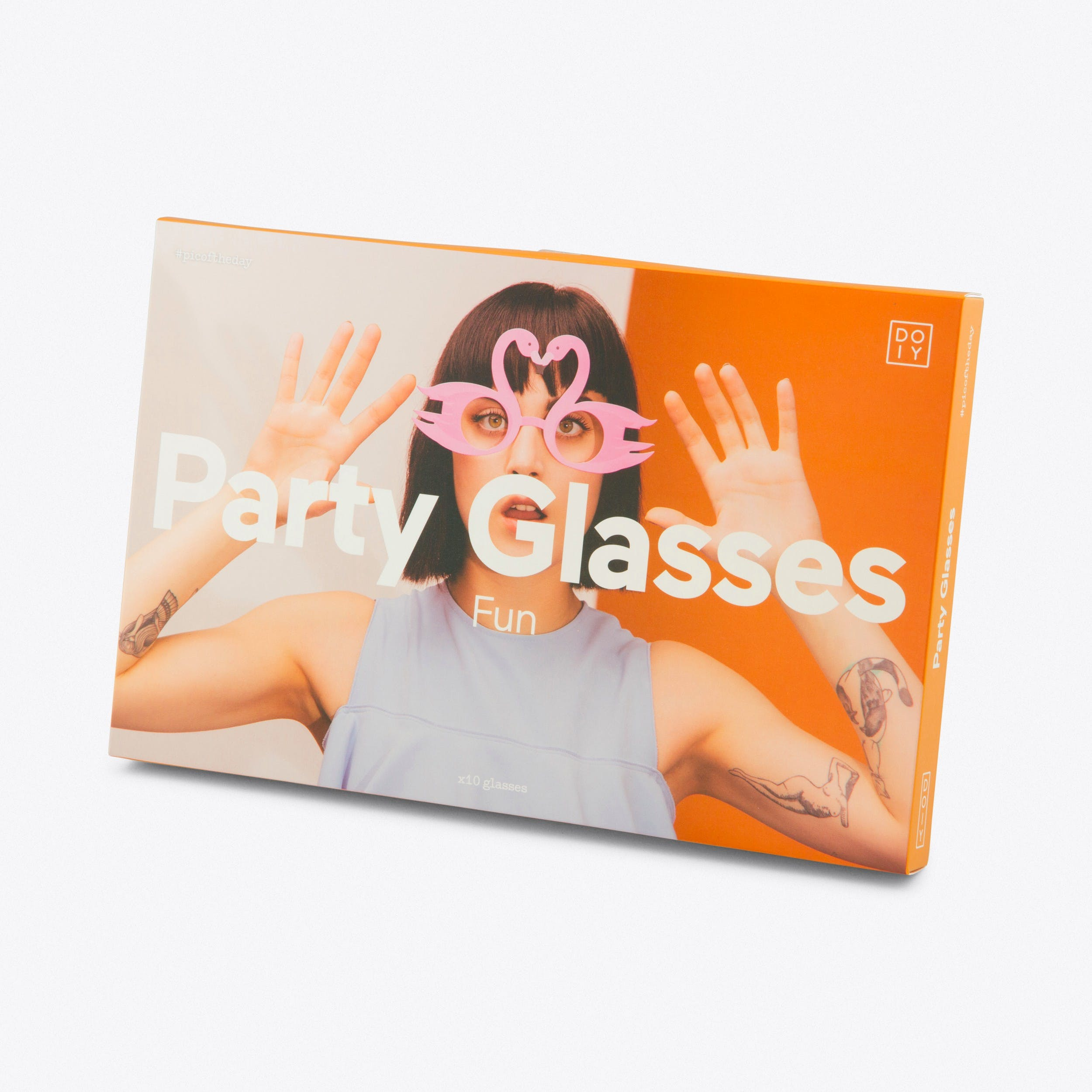 Party Glasses Fun Pack