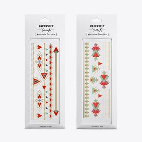 Deco Deco Temporary Tattoos