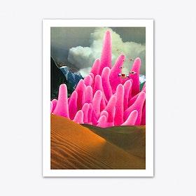 Atmosphere 54 - 50 Art Print