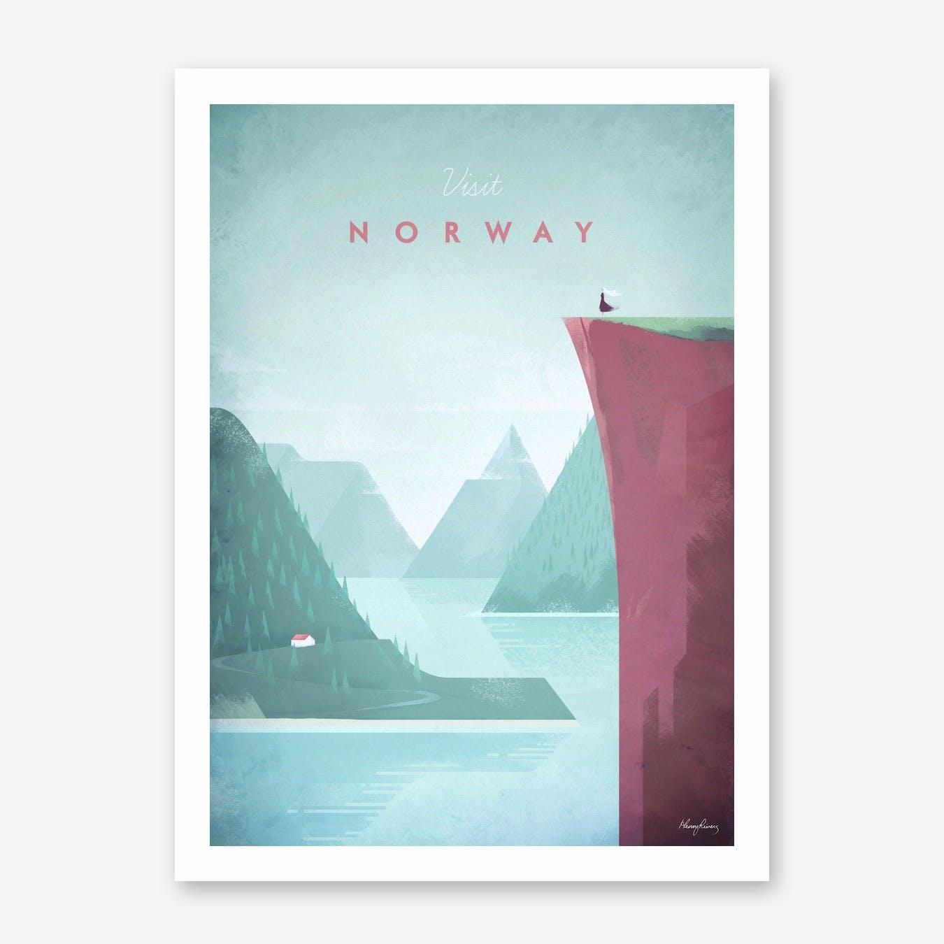 Norway Print