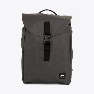 Ika Backpack in Charcoal