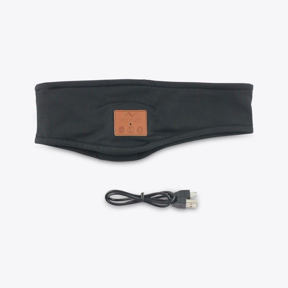 Bluetooth Audio Headband in Black