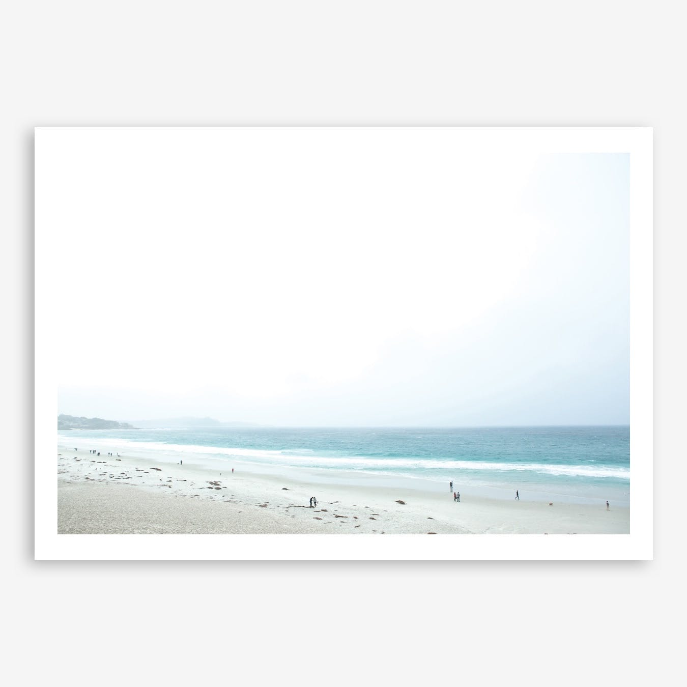 Carmel Morning Art Print