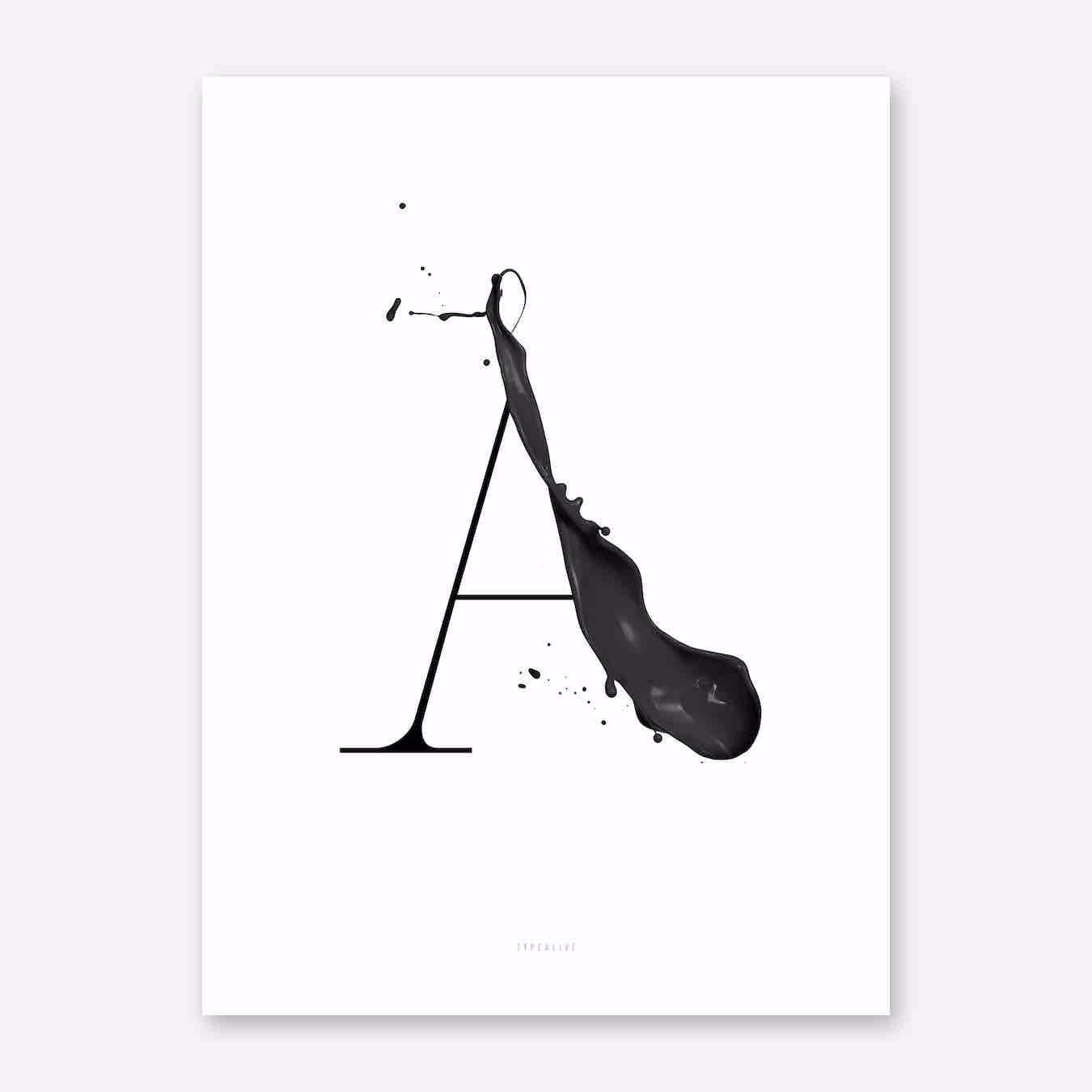 ABC Artsy 2 Print