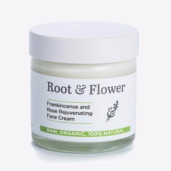 Frankincense & Rose Jejuvenating Face Cream 60ml