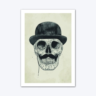 Gentlemen Never Die Art Print