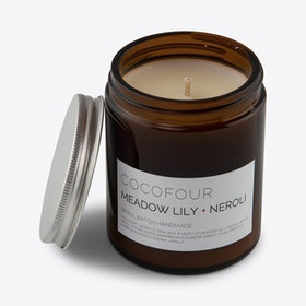Meadow Lily + Neroli Candle in Medium