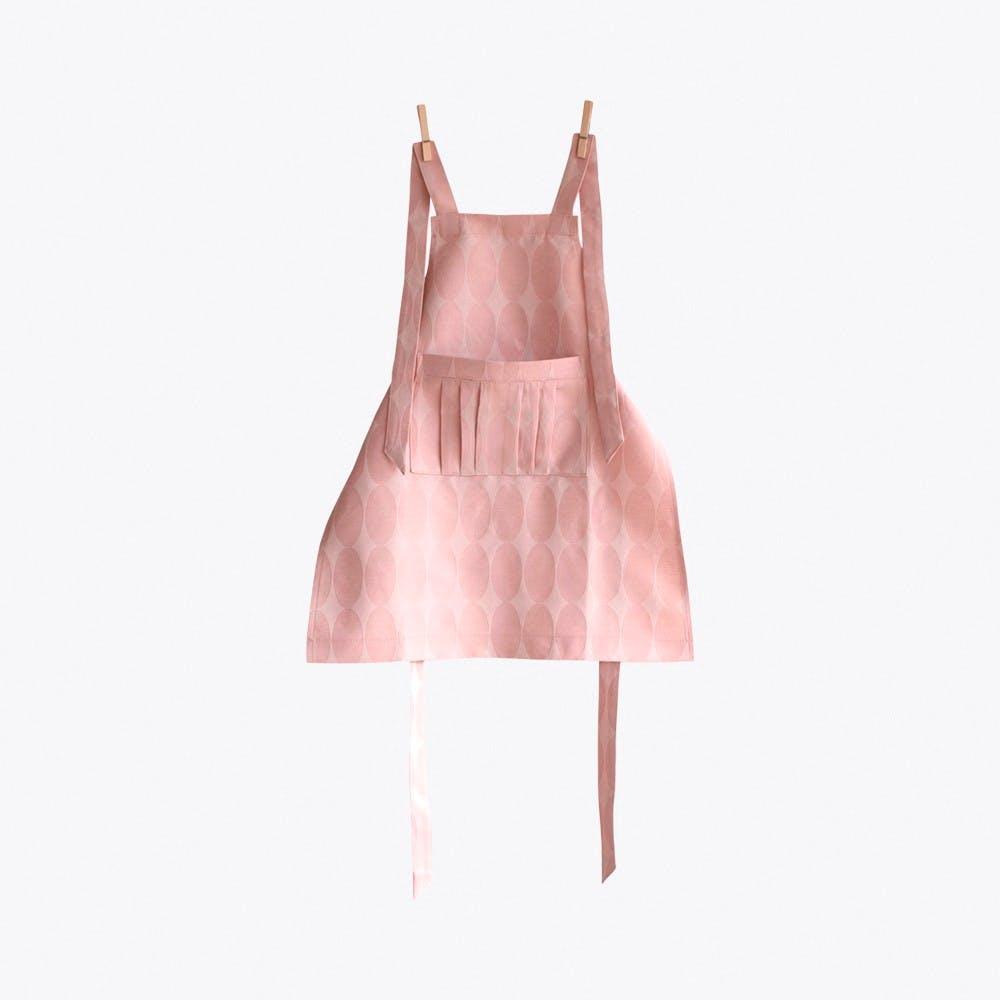 Olli Pink  Children's Apron