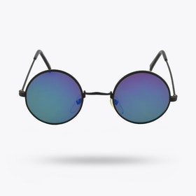 Supernova Aqua Concave Sunglasses