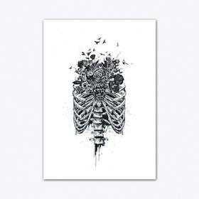 New Life Art Print