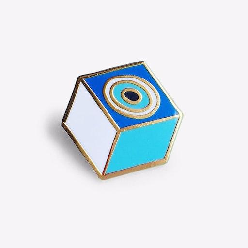 Evil Eye Pin
