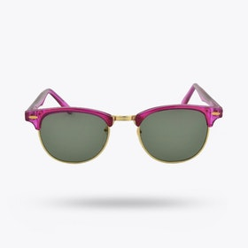 Dawe Raspberry Pink Sunglasses