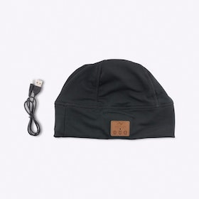 Bluetooth Audio Beanie in Black